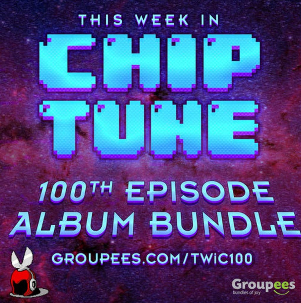 This Week in Chiptune 100 Groupees Album Bundle