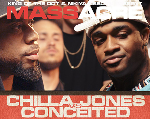 Chilla Jones Vs. Concieted