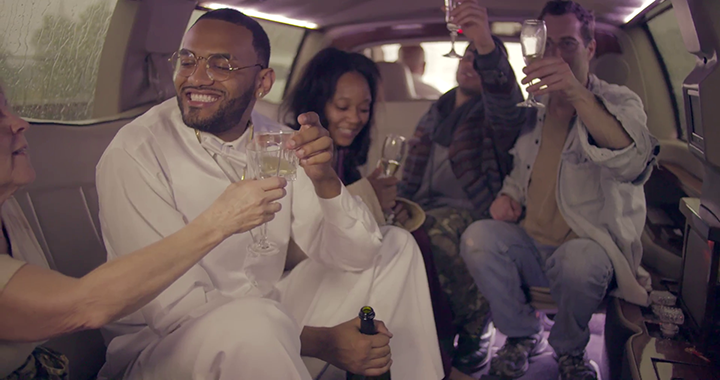 Joyner Lucas - Champagne for Everybody