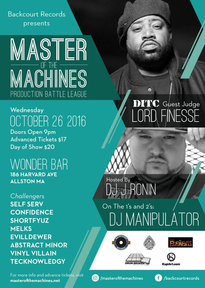 Master of The Machines 2